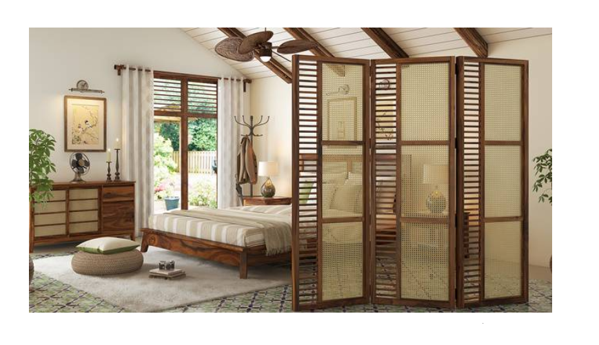 Classic Room divider for traditionalists