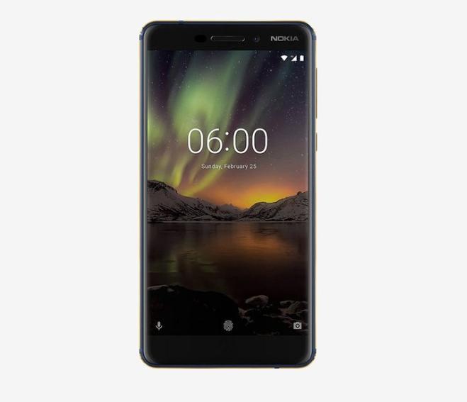 33% off on Nokia 6.1 64 GB