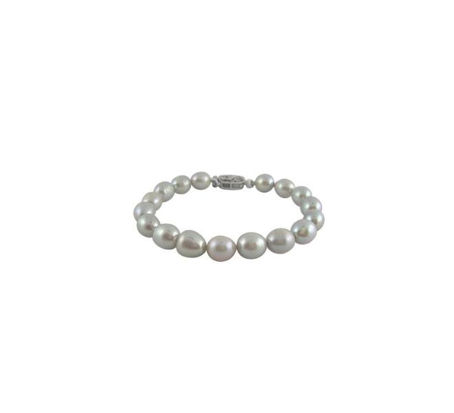 15% off on silver alloy classic bracelet