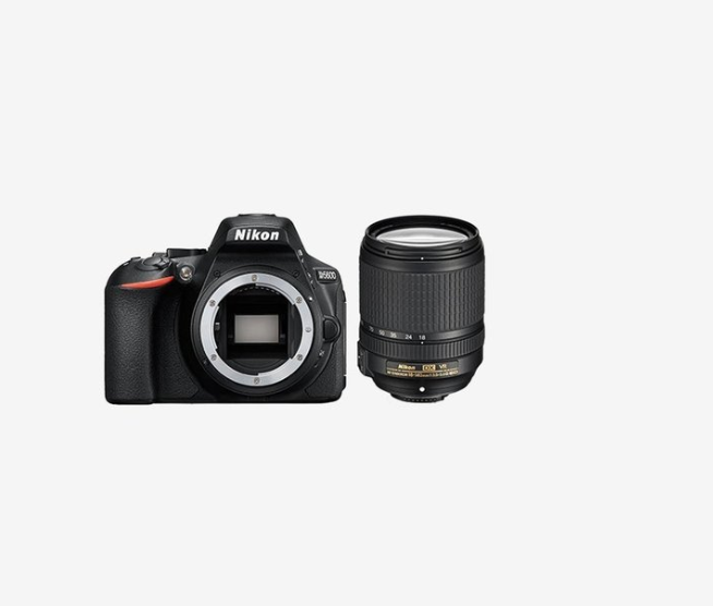 Up to 28% off on Nikon D5600 (AF-S 18-140 mm VR Lens)