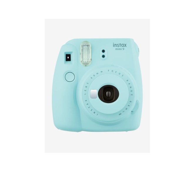 Instant mini camera if she's an amateur photographer