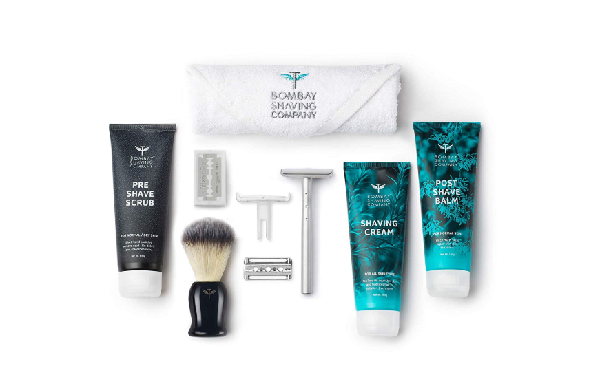 Bombay Shaving Company Complete Shaving Kit