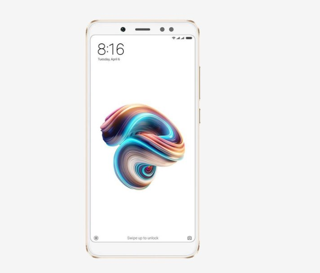 27% off on Xiaomi Redmi Note 5 Pro 64 GB (Gold)