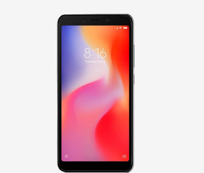 12% off on Redmi 6A 16 GB (Black)