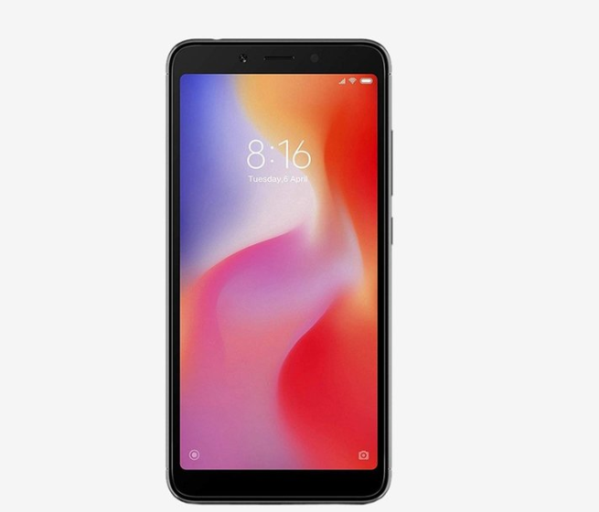 11% off on Redmi 6A 32 GB (Black)