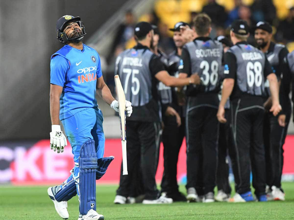 India vs New Zealand, 1st T20I: Kiwis crush India by 80 runs