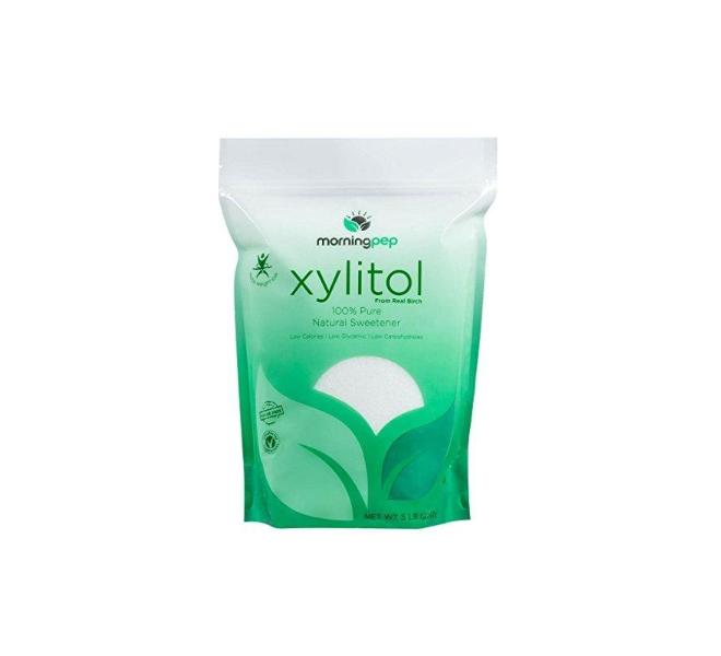 Morning Pep Pure Birch Xylitol Sweetener