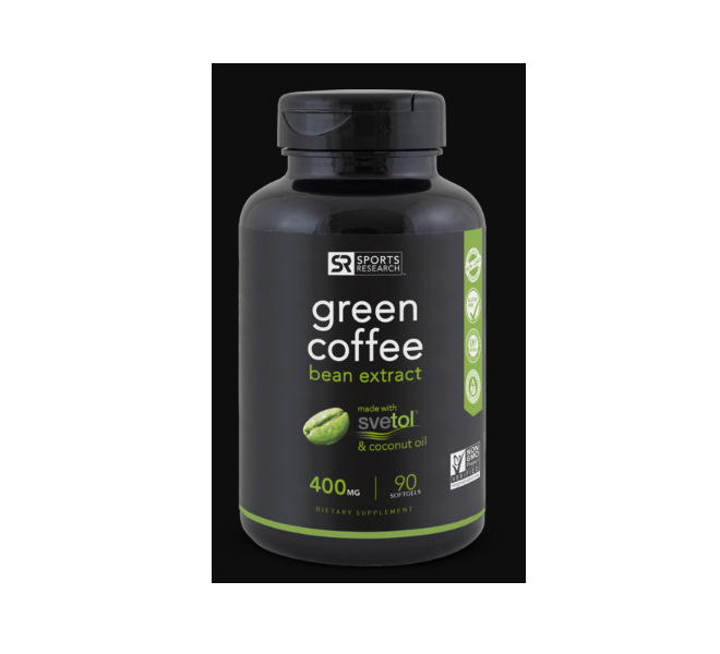Sports Research Green Coffee Bean Extract