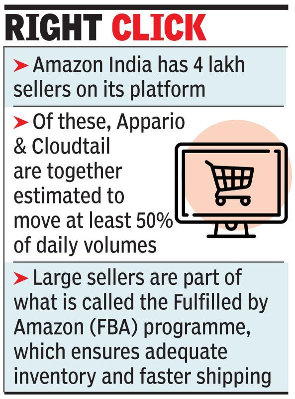 Amazon brings back offers, fast deliveries