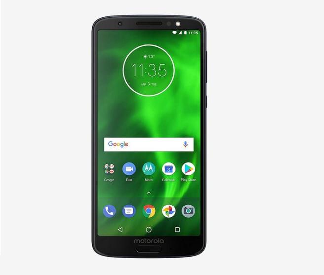 Motorola Moto G6 64 GB (Indigo Black) 4GB