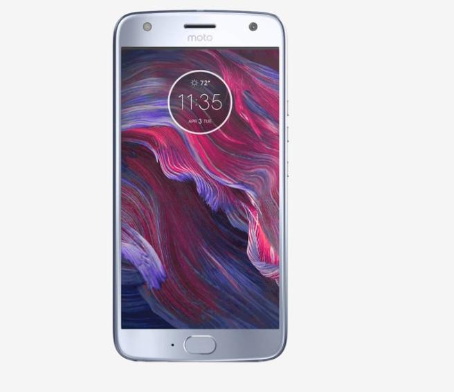 Motorola Moto X4 64 GB (Sterling Blue) 6GB