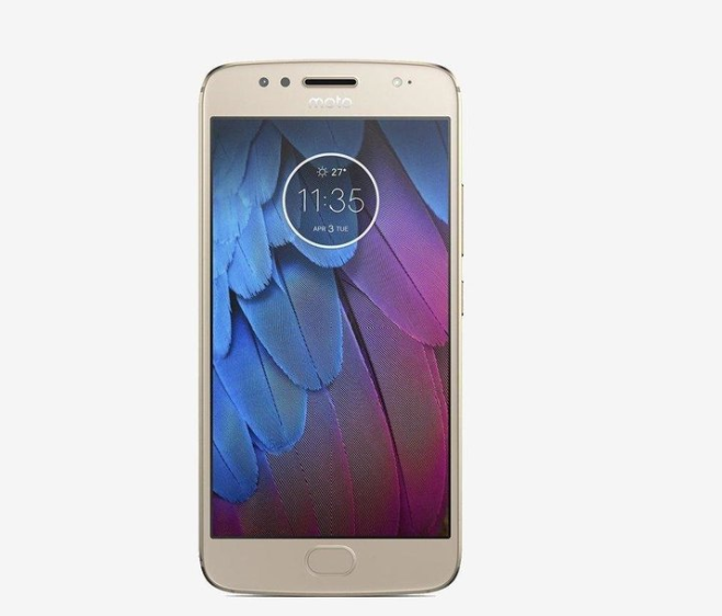 Motorola Moto G5s 32 GB (Fine Gold) 4 GB RAM