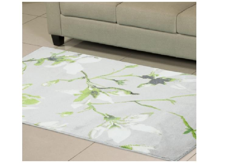 Printed Rectangular Carpet for the living room