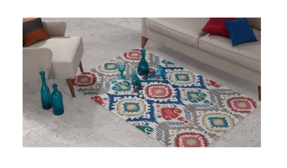 Hand Tufted Carpet for kid's bedroom
