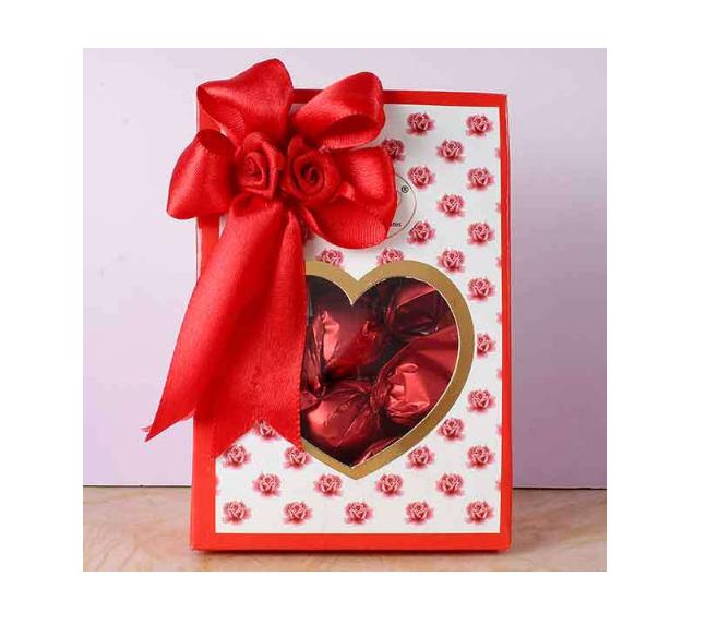 A box of chocolate