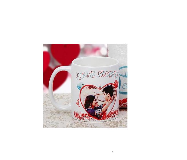 A love mug