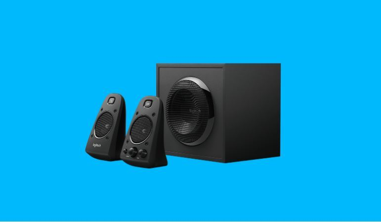 Logitech Z623 Speakers