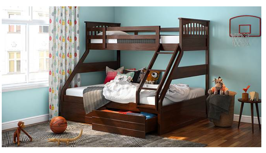 A configurable bunk bed to last for years