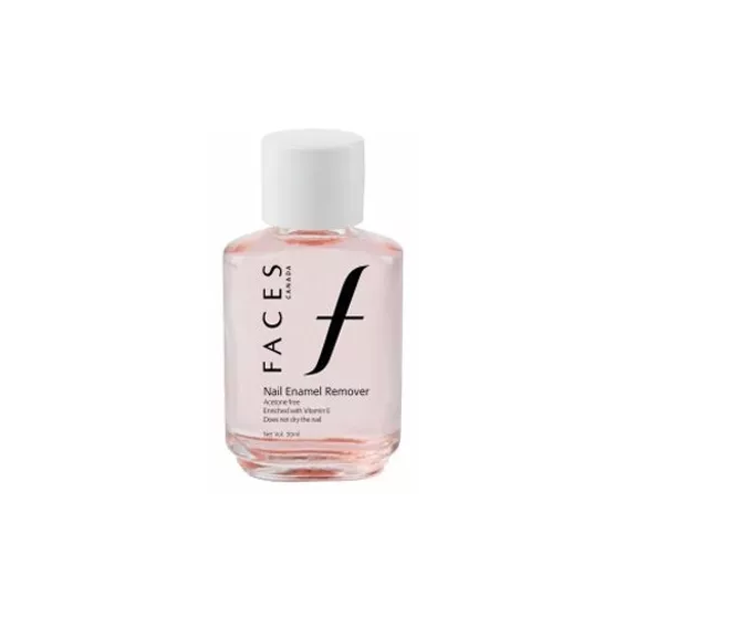 Faces Canada nail paint remove