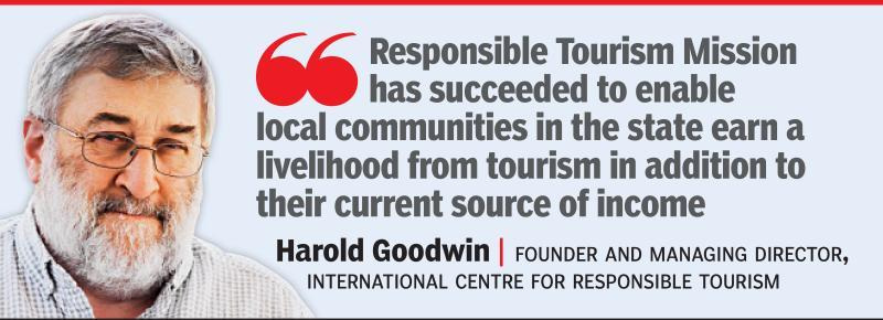 Tourism expert hails state's success story