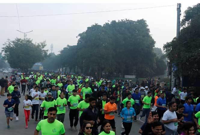 Amity-Gurugram-Marathon-2019