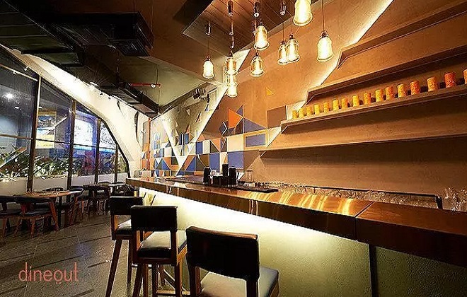 Pandora Gastronomy & Bar