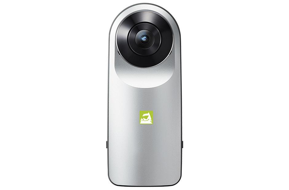 LG 360 Cam Spherical Digital Camera