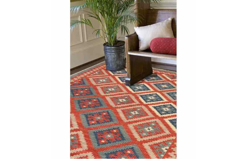 Add Area Rugs for Depth and Warmth