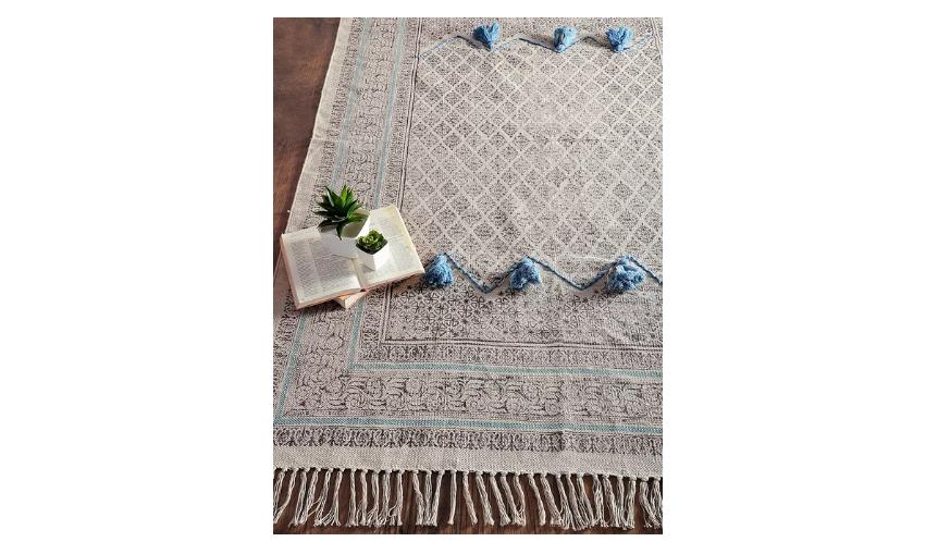 Add a cosy rug