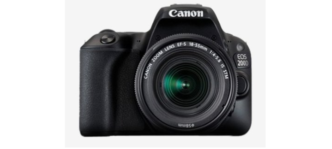 Up to 40% off on DSLRs