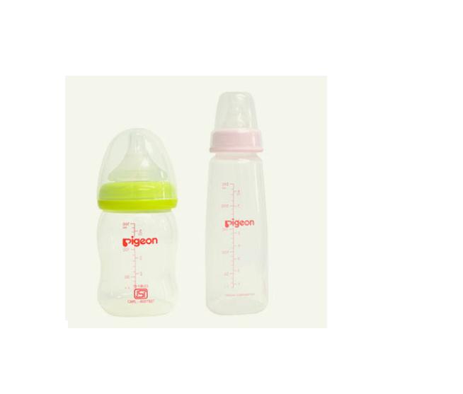 Pigeon Peristaltic Medium Nipple KPP Nursing Bottle