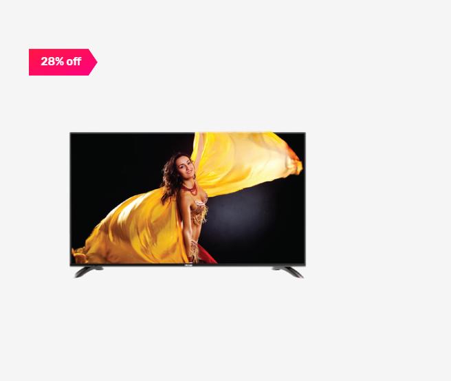 Haier LE55B9500U 139 cm (55) 4K UHD LED TV