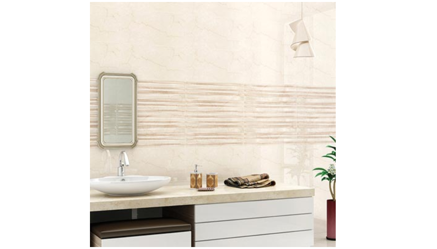 The allure of the white marble
