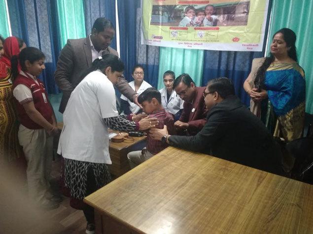 Die bewährten Verfahren, die während der erfolgreichen Impfkampagne von UP beibehalten wurden, wurden an anderer Stelle im Land wiederholt.