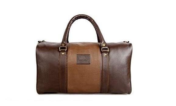 The Clownfish Ambiance Hybrid duffel Bag