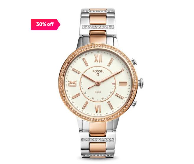 Fossil FTW5011 Q Virginia Smartwatch for Women
