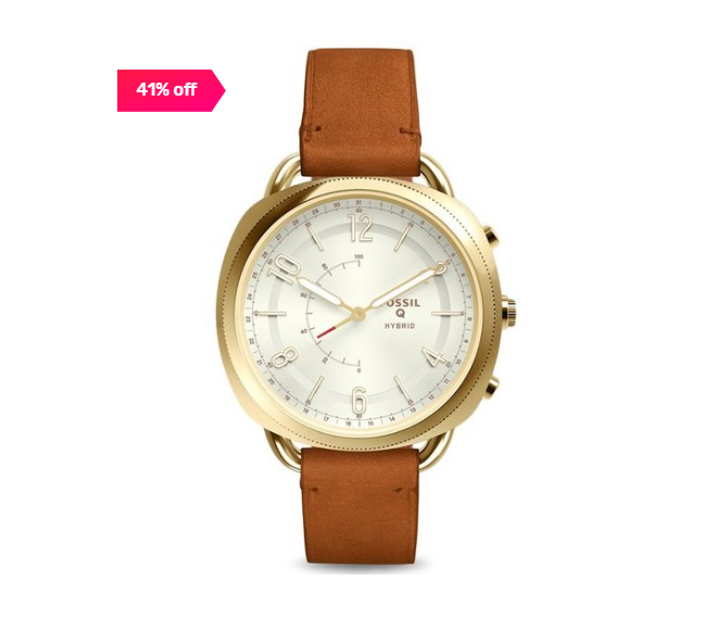 Fossil FTW1201 Hybrid Q Accomplice Smart Watch