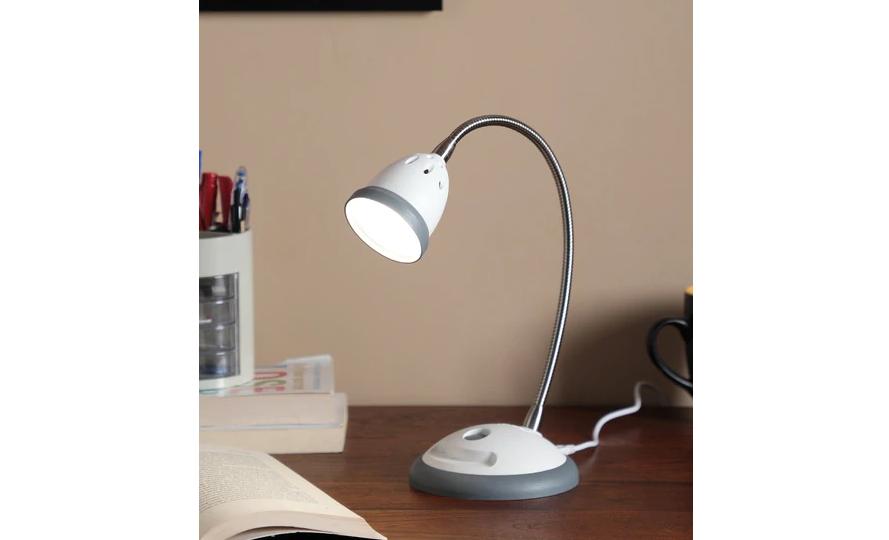 LED plastic curved Lamp