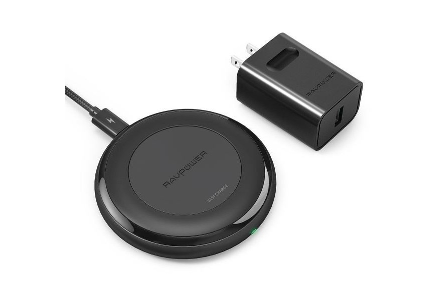 RavPower Wireless Charger Qi-Certified