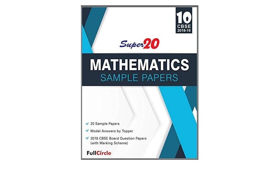 Super20 Mathematics Sample Papers Class 10