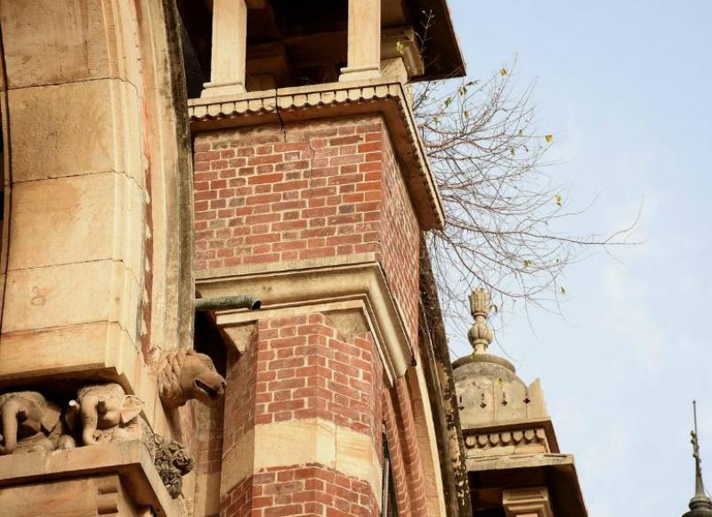138 Year Old Landmark Baroda Dome Beats Gol Gumbaz In Aesthetics Vadodara News Times Of India