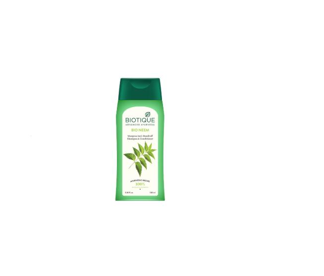 Biotique Bio Neem Margosa Anti-Dandruff Shampoo & Conditione