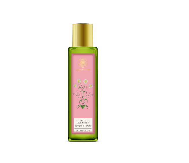 Forest Essentials Hair Cleanser, Bhringraj and Shikakai