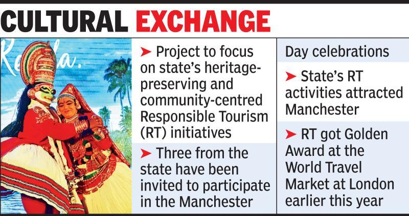 Kerala Tourism ties up with Manchester