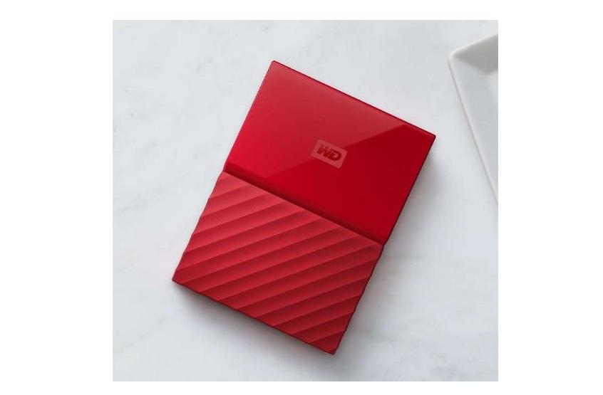 WD My Passport Portable Drive