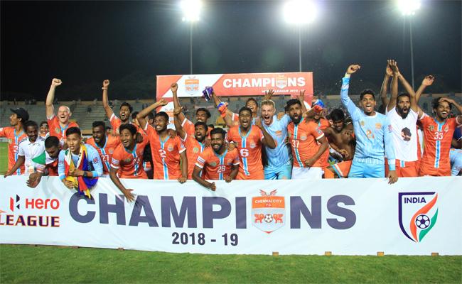 Image result for chennai city champion 2019