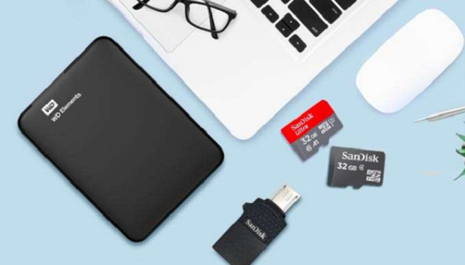 Up to 40% off on storage devices