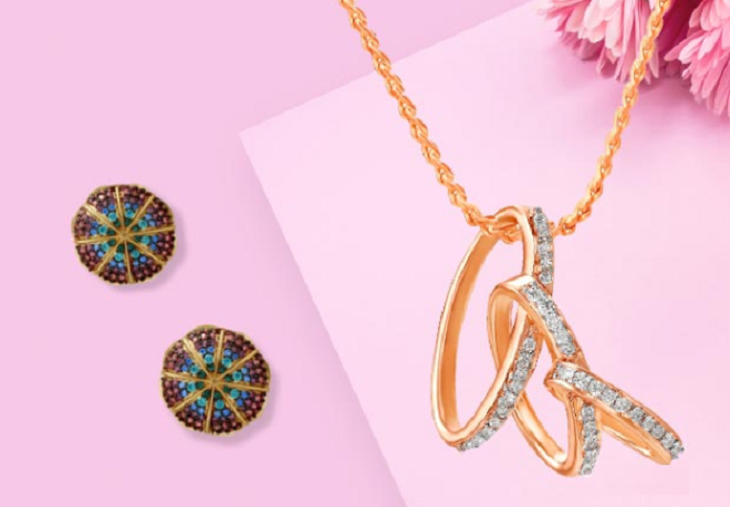 Up to 20% off on Mia jewelry