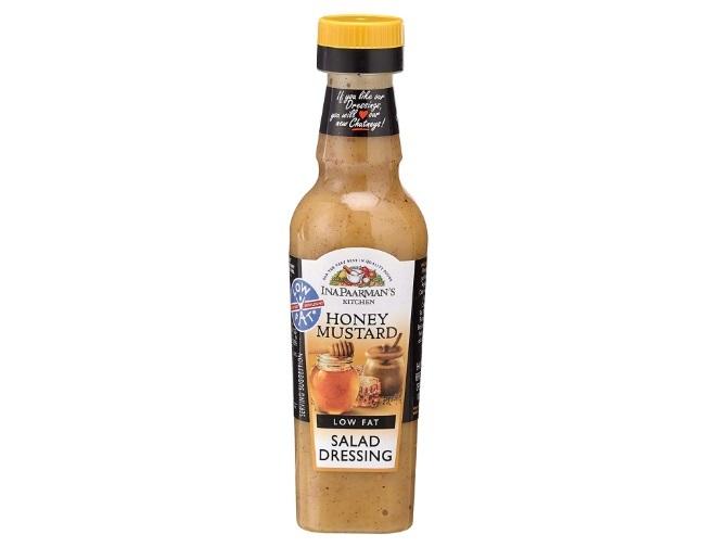 Ina Paarman's Honey Mustard Salad Dressing