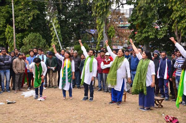PRIMARY - Nukkad Natak by different theater group of Dehradun (1)